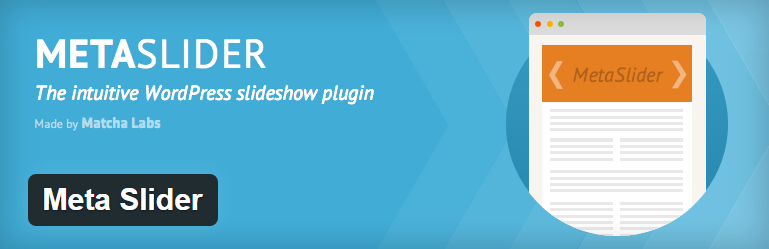 Plugins WordPress: Meta Slider