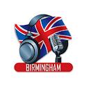 Birmingham Radio Stations - UK icon
