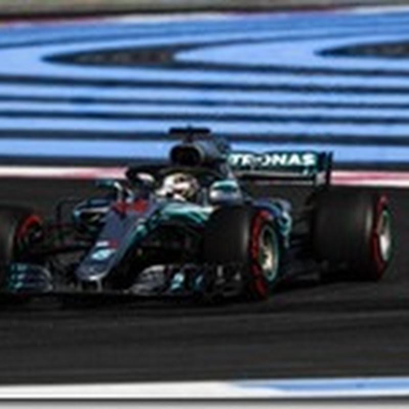 GP di Francia: Hamilton in pole. Bene Leclerc