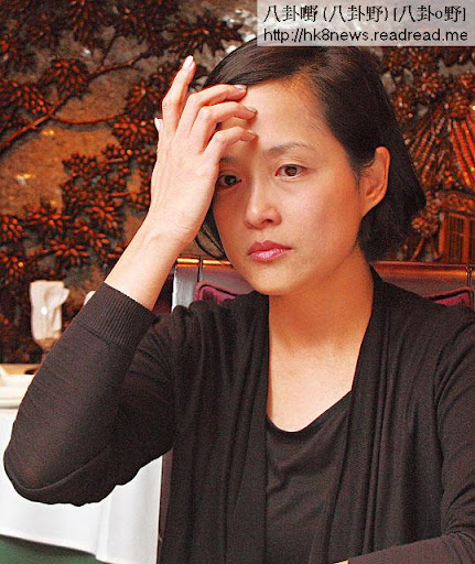 記者早前找過甘蕎因,她含淚表示一家人都很傷心,亦想跟嫲嫲破冰,只是至今仍未有行動。(於港民攝)