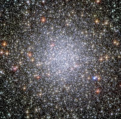 aglomerado globular 47 Tucanae