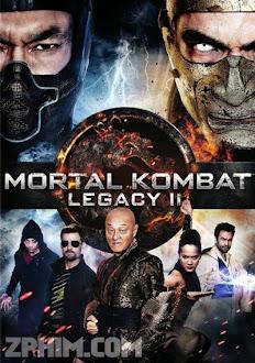 Chiến Binh Rồng Đen 2 - Mortal Kombat: Legacy 2 (2014) Poster