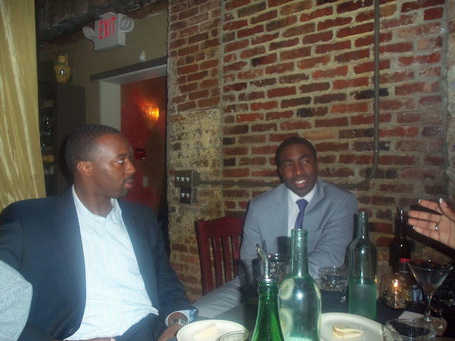Executive Dinner Chat with DeKalb Co. Commissioner Lee May - Oct%2B22%252C%2B2011%2B001.JPG