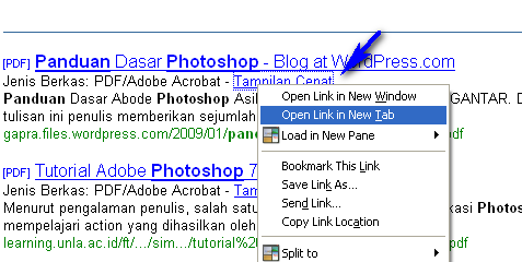 Tutorial Belajar Photoshop Pdf