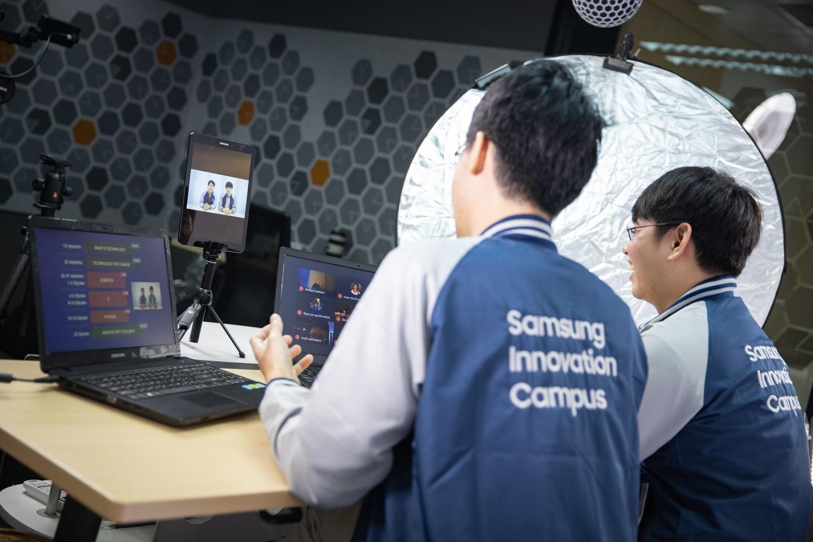 Samsung ลุยสอน Coding ผ่านโครงการ Samsung Innovation Campus เสริมพลังเด็กไทย ชูออนไลน์แพลตฟอร์ม รับสถานการณ์ปัจจุบัน