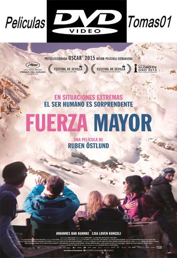 Fuerza Mayor (2014) DVDRip