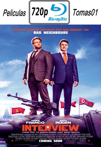 The Interview (2014) (BRRip) BDRip m720p