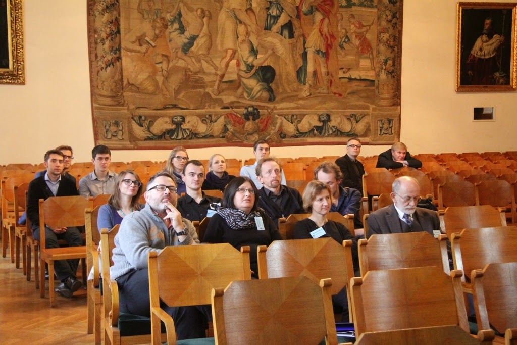 Konferencja Metody geofizyczne w archeologii polskiej (fot. J. Karmowski, K. Kiersnowski) - geof%2B%252879%2529.JPG