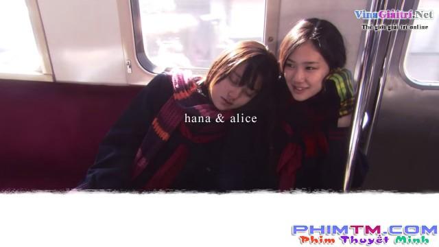 Xem Phim Hana Và Alice - Hana And Alice - phimtm.com - Ảnh 1