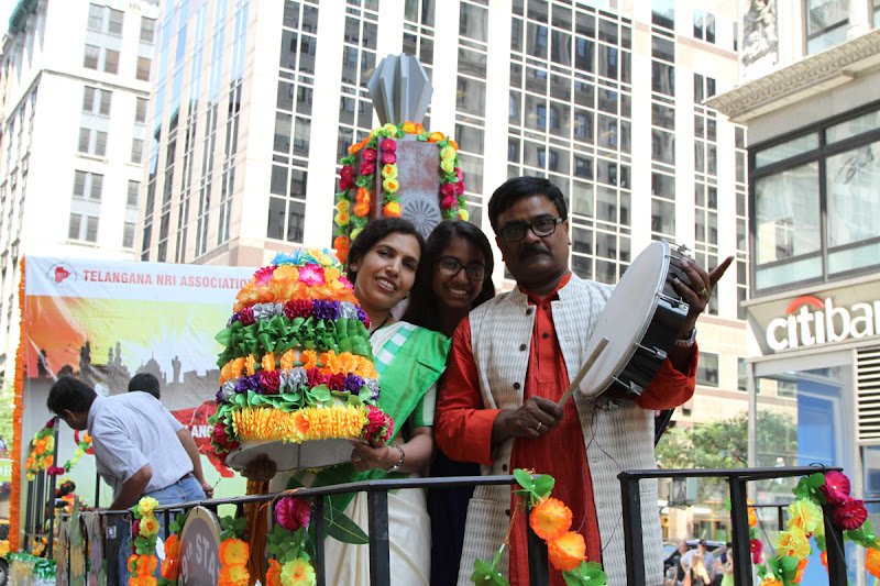 Telangana State Float at India Day Parade NY 2015 - IMG_6816.jpg