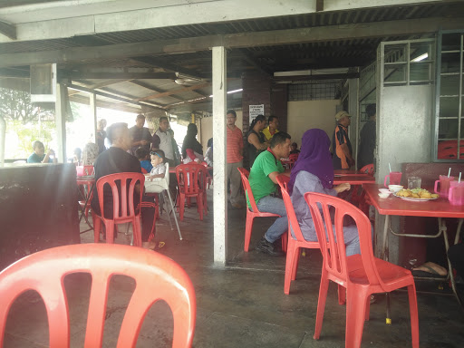 Tempat makan best Semenyih, Nasi ayam Semenyih, Restoran Semenyih halal, Nasi Ayam Beratur / Nasi Ayam, Cucur Udang, Tauhu Goreng Semenyih