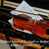 Tříkrálový koncertíček 2015