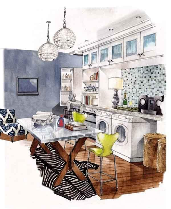 Interior design drawing tutorial android apps on google play for Room decor 4u