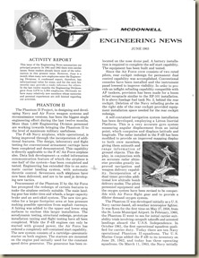 McDonnell Engineering News Activity Report - June 1963_01