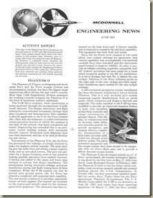 McDonnell Engineering News Activity Report - June 1963_01