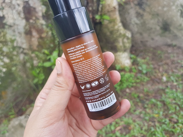 Tanamera Ageless Facial Serum