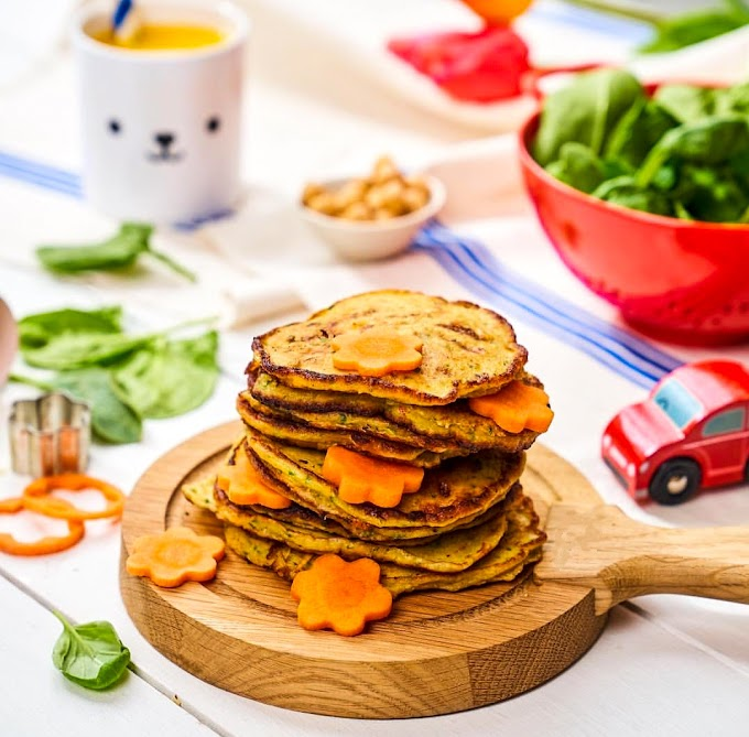 Chickpea Pancakes Recipe | Breakfast Care