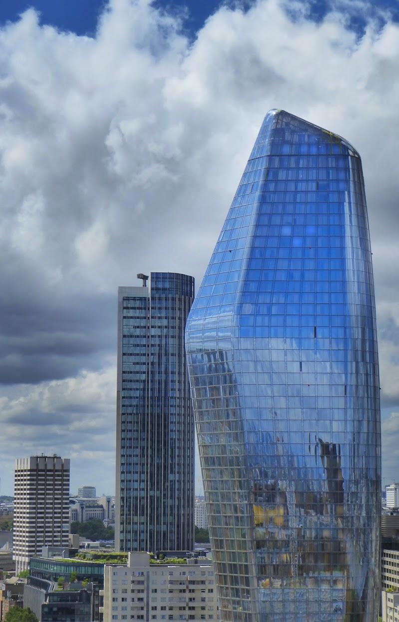 London Skyline  di luiker