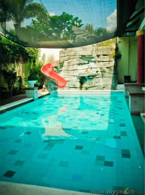 Villa Melissa in Pansol, Laguna