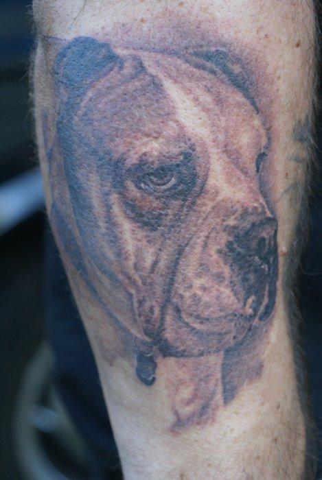 Big Paul's Bulldog