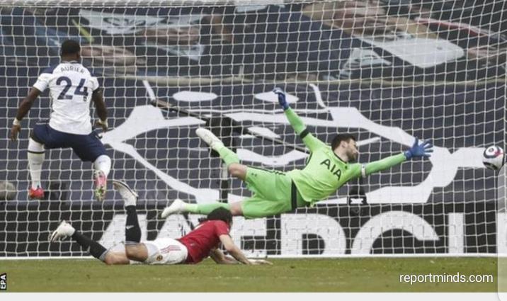 Premier League: Cavani flying header inspires comeback for Manchester United against Tottenham (Highlights) 2020-2021
