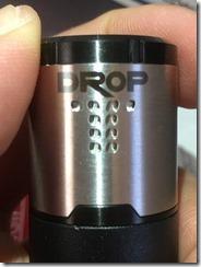 IMG 9349 thumb - 【爆煙スコンカー対応RDA】DIGIFLAVOR DROP RDA(デジフレーバー ドロップアールディーエー)レビュー~爆煙だけど濃厚フレーバー<*`∀´*>編~【電子タバコ/VAPE/ドリッパー】
