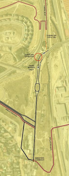 Fuencarral - M607. Situación actual en detalle