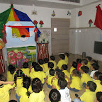 Puppet Show Pre-Primary (15-10-2015)