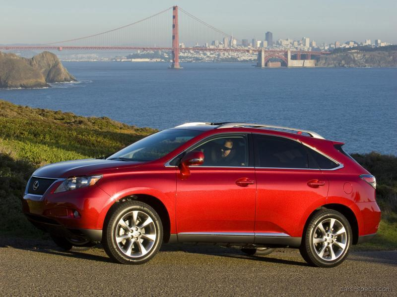 2009 lexus rx 350 suv specifications pictures prices. Black Bedroom Furniture Sets. Home Design Ideas