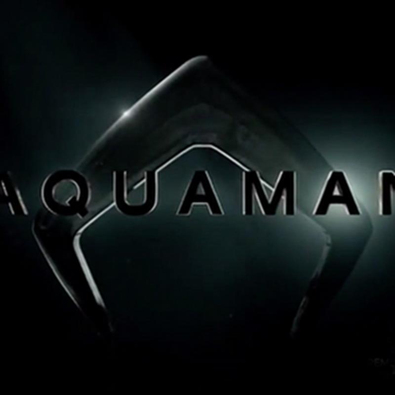 Así son los nuevos logotipos de las películas de Aquaman, The Flash y Cyborg