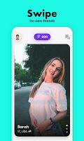 screenshot of Wink - find & make new snapchat friends
