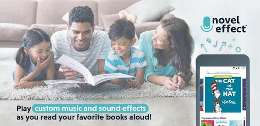 Novel Effect: Read Aloud Books - Apps on Google Play