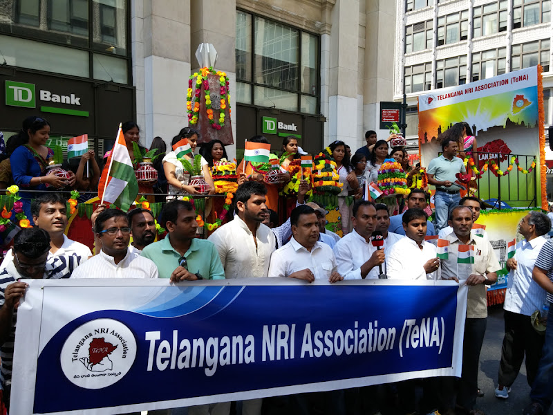 Telangana State Float at India Day Parade NY 2015 - 20150816_122036.jpg