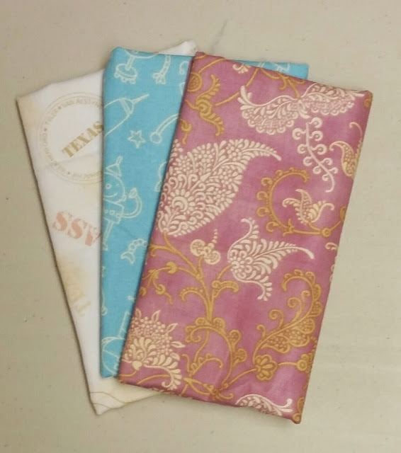 A Quilter's Folly - Fat Quarters