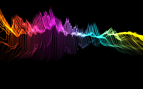 Music Visualizer Screenshot