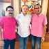 Prefeito eleito de Jardim de Angicos, Carlinhos, foi recebido pelo Deputado Federal Benes Leocádio!