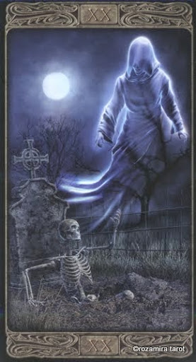 Таро Призраков — Ghost Tarot 528_20