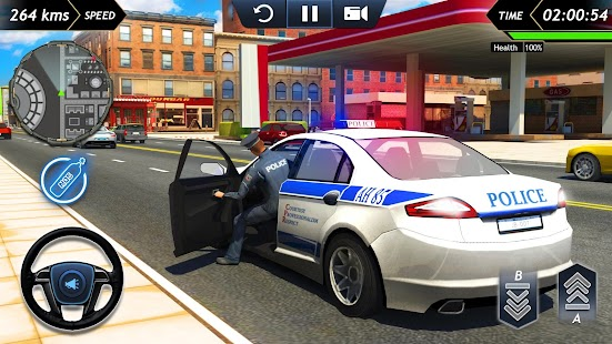 Police Car Driving - Crime Simulator - náhled