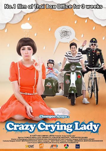 Crazy Crying Lady - Nàng hô mít ướt