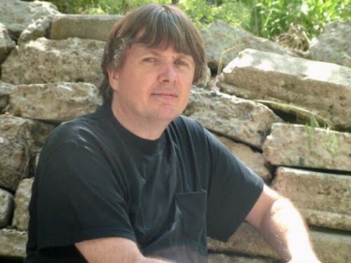 Author Rick Walton