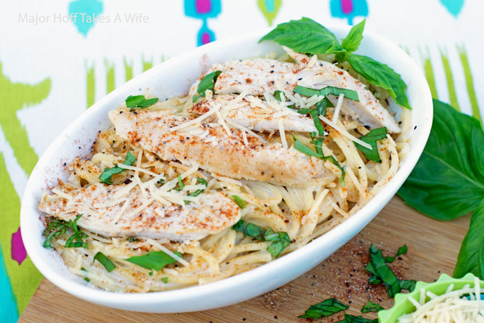 Family dinner in under 30 minutes. Chicken recipe rotisserie parmesan chicken pasta.Coca-Cola Effortless meals.