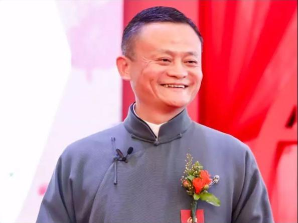 Jack Ma appear again