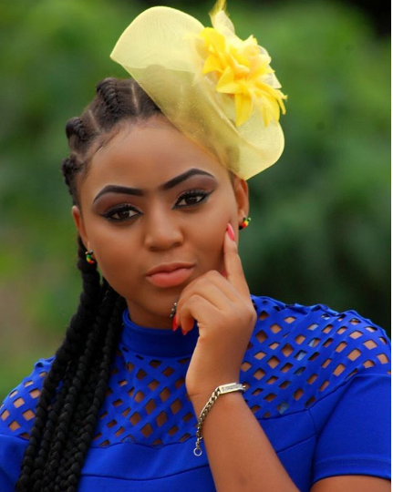 See 15-Year-Old Nollywood Actress, Regina Daniels' Revealing Dress That Has Got Everyone Talking