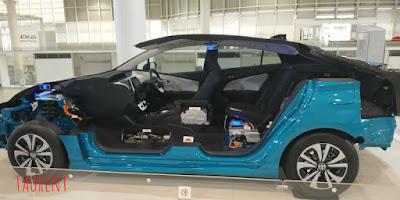 odaiba toyota cars show