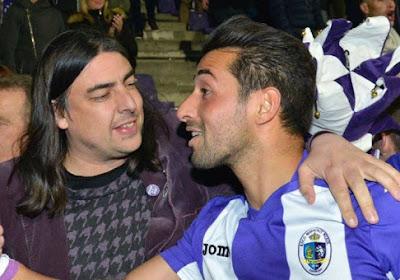 """Vanavond het welverdiende afscheid van Messoudi: """"Beerschot zal altijd mijn club blijven"""""""