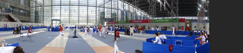 Shenzhen 2011 - Escrime