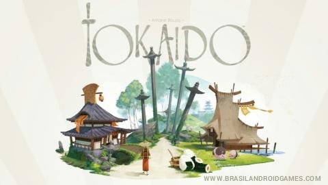 Tokaido Imagem do Jogo