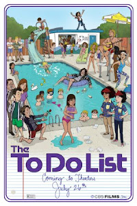 The To Do List Poster