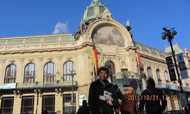布拉格歌劇院