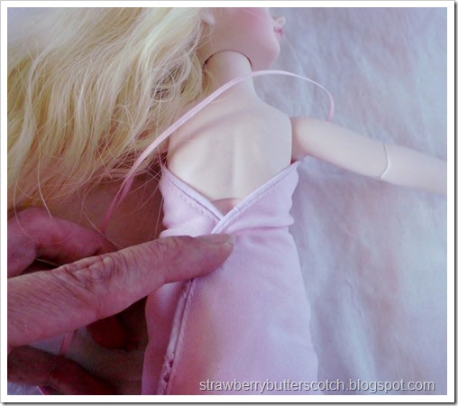Pretty and Pink: From Dress to Cute Skirt and More: Making doll clothes.